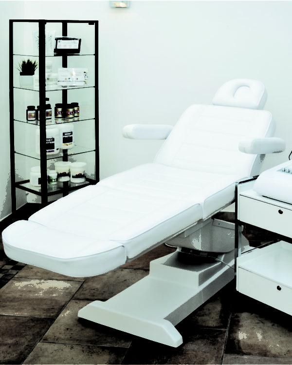 Behandelstoel Wit